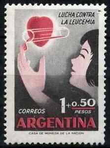 Argentina-1958-SG-938-Leukaemia-Relief-Campaign-MNH-D32998