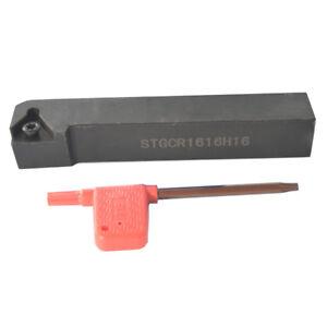 MTENN 1616H16 16 x 100mm Index External Lathe Turning Tool Holder