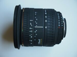 NIKON-FIT-SIGMA-EX-17-35mm-D-F2-8-4-LENS-CAPS-17-35-mm-2-8-4