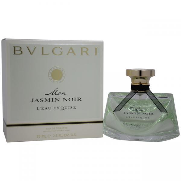 Mon Jasmine Noir By Bvlgari For Women  Eau De Parfum 2.5 OZ 75 ML Spray