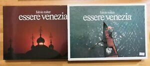Libro-fotografie-Essere-Venezia-Fulvio-Roiter-edizioni-Magnus-1977