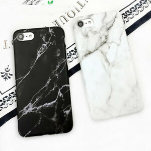 Granite-Marble-Texture-Stone-Soft-Phone-Case-For-iPhone-XS-Max-XR-X-8-7-6S-Plus