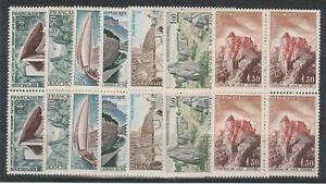 FRANCOBOLLI-1965-FRANCIA-TURISTICA-MNH-E-1808