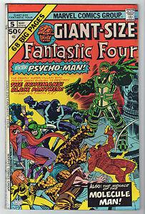 Fantastic-Four-1974-1988-LOT-5-KIRBY-BYRNE-Giant-Size-She-Hulk-Doctor-Doom
