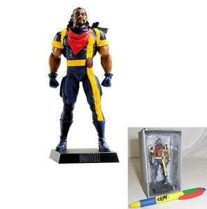 BISHOP-Lead-METAL-Figure-92-Marvel-EAGLEMOSS-Collection-MINT-BOX-No-Magazine-NEW