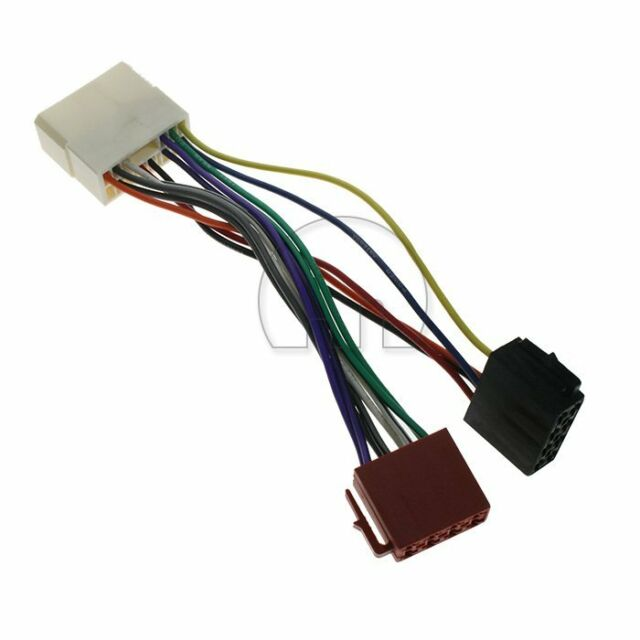 ISO Wiring Harness for Subaru Impreza WRX Forester Adaptor Cable Connector  Lead