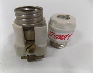 Ceramic Fuse Holder W Cover Sk3 25 500 16amp Ebay