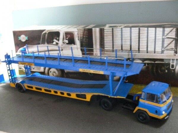 en promociones de estadios 1 43 Ixo Unic MZ 36 TCA 196 196 196 coche camión transportador 3  descuento