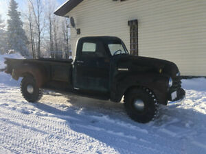 For sale 1949 chev one ton