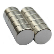 12 X 14 Inch Neodymium Disc Magnets Super Strong Rare Earth Magnet N48