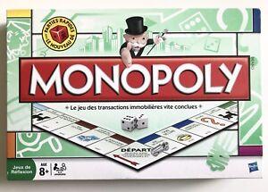 Pieces-de-rechange-Hasbro-Monopoly-2008-A-l-039-unite-a-choisir-dans-la-liste