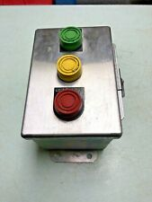 Food Equipment Push Button Stainless Industrial Control Enclosure Zb2 Be102 101