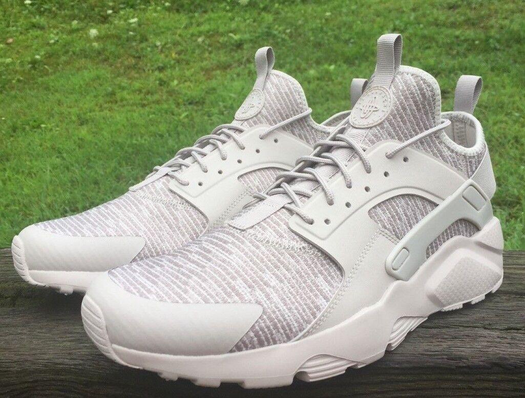 Nike air huarache correre ultra se occasionale di scarpe luna beige 875841-200 Uomo