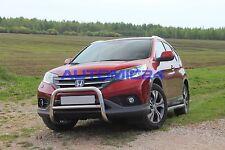 Frontbügel Bullenfänger Frontschutzbügel Rammschutz Honda CRV Zulassung