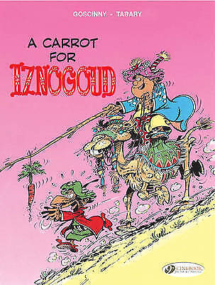 1 of 1 - A Carrot for Iznogoud-ExLibrary