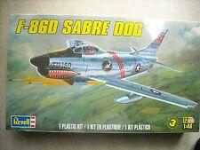 REVELL/MONOGRAM-1/48-#85-5868- F-86D SABRE DOG