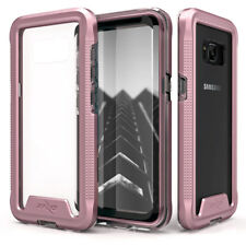 Galaxy Note 8 / S8 / S8 Plus Case, Zizo ION Shockproof Cover w/ Screen Protector