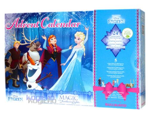 Frozen Eiskönigin Adventskalender Bullyland Advent Kalender Disney Elsa Anna