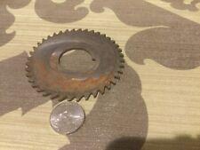 Gorham M2 Hss 3 14 X 0094 Thick Milling Cutter Saw Blade Slotter Cff Wheel