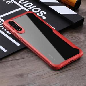 Details about Luxury Case For Huawei P20 P20 Pro Soft Silicone Transparent Cover Coque Cases
