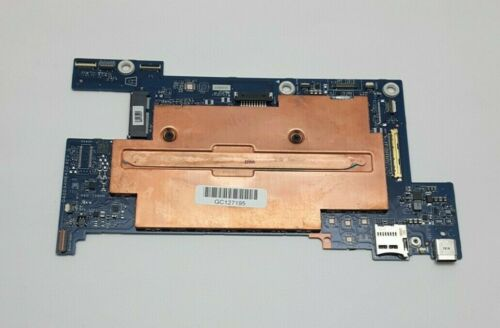 NEW HP L17088-001 12-f01 Motherboard System Board M3-7Y30 4GB Chromebook x2