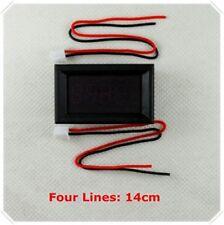 Blue Led 5 Digit Dc 0 43000 33000v Digital Voltmeter Voltage Meter Car Panel