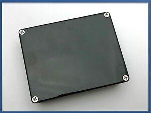 1590bb Compatibile Contenitore In Alluminio Per Elettronica Black