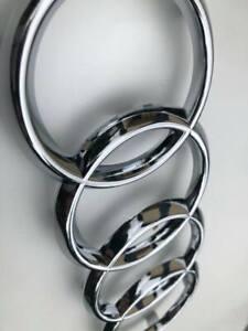 Logo Rings AUDI Grille A5 Since 2016 Original Manufacturer