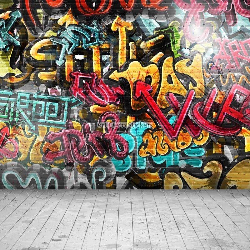 Wandaufkleber Deko Grafiti Tag Ref 11059 11059