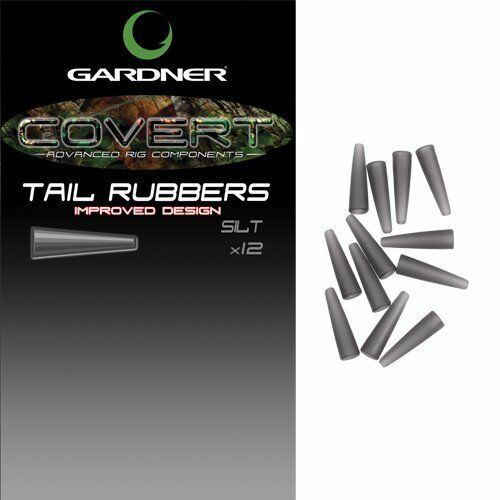 Gardner NEW COVERT Lead Clips fits size 8 Swivels Carp tackle Klips Tail Rubbers