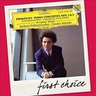 Prokofiev: Piano Concertos Nos. 1 & 3 ECD (CD, Jun-2012, DG Deutsche Grammophon)