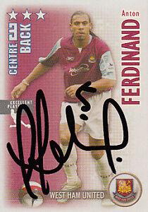 West-Ham-United-F-C-Anton-Ferdinand-Hand-Signed-06-07-Premiership-Shoot-Out-Card