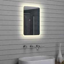 Design LED Badezimmerspiegel Lichtspiegel 40x60cm   eBay