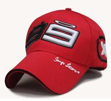 99 Jorge Lorenzo embroidery hat cap car 2017 moto gp moto racing F1 baseball cap