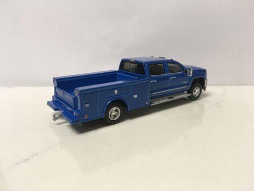 2018 18 Chevy Silverado 3500HD Dually Collectible 1//64 Scale Diecast Model