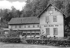 """AK, Wernigerode Harz, Hotel und Gaststätte """"Deutsche Eiche"""", 1971"""