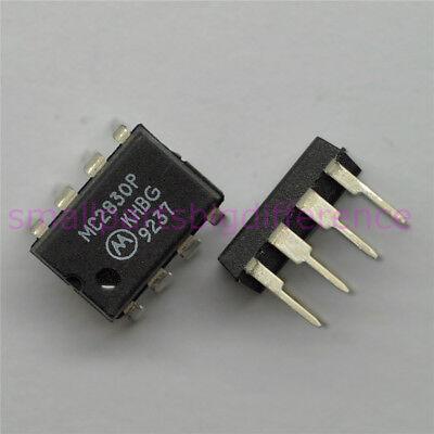 50PCS MC3340P DIP-8
