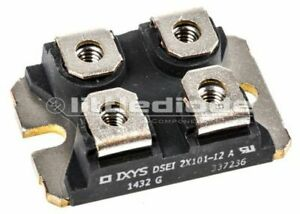 IXYS-DSEI2X101-12A-Dual-Switching-Diode-Module-Isolated-1200V-90A-12-Pin-SOT-22