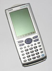 Casio-Classpad-300-mit-Zubehoer-Taschen-Rechner-Grafik-Calculator-USB-CAS-Wie-Neu