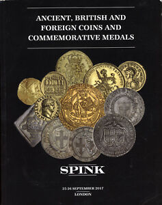 Spink Ancient British Uk Auction English Gold Silver Coins Coin London 2017 Ebay
