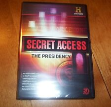 SECRET ACCESS THE PRESIDENCY White House Air Force One Book of Secrets 2 DVD Set