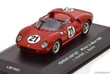1:43 Ixo Ferrari 250P Winner Le Mans Scarfiotti/Bandini 1963