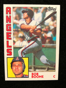 BOB-BOONE-1984-TOPPS-AUTOGRAPHED-SIGNED-AUTO-BASEBALL-CARD-520-ANGELS