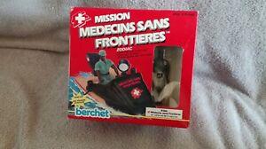 Jouet-Zodiac-avec-figurine-Mission-Medecins-sans-frontieres