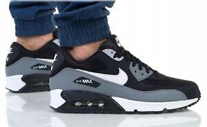 Détails sur Nike Air Max 90 Essential Hommes Chaussures Hommes Sneaker Chaussures De Sport aj1285 018 Top afficher le titre d'origine