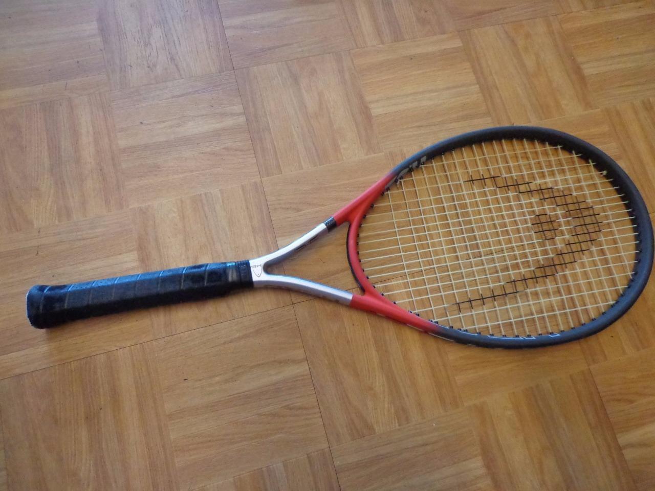 Head Ti. S2 Xtralong 4 1 4 grip Tennis Racquet
