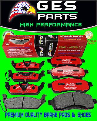 06-08 Mark D1083 Front Premium Quality Brake Pads 04-08 F150
