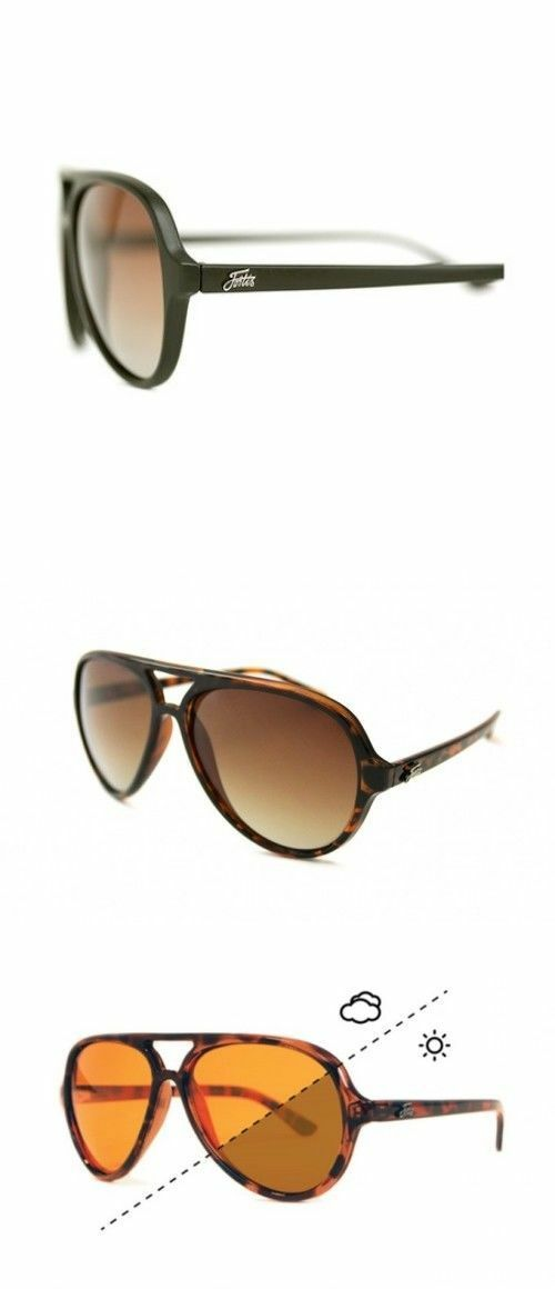 New Fortis Eyewear Aviator Sunglasses All Available Switch, Matte, Tortoise