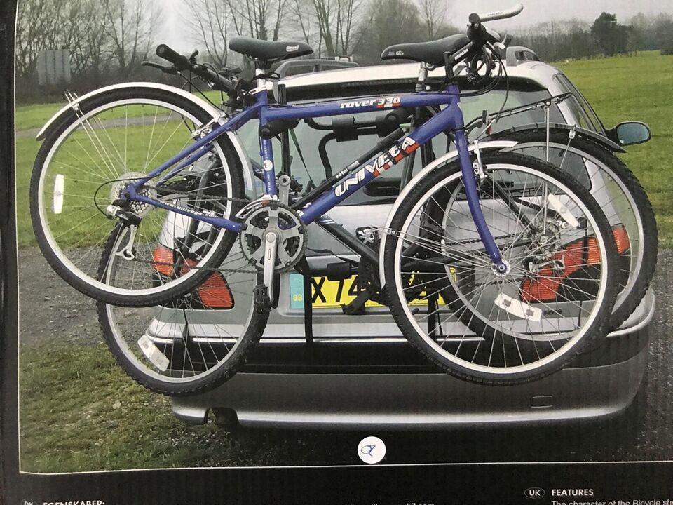 Cykelholder