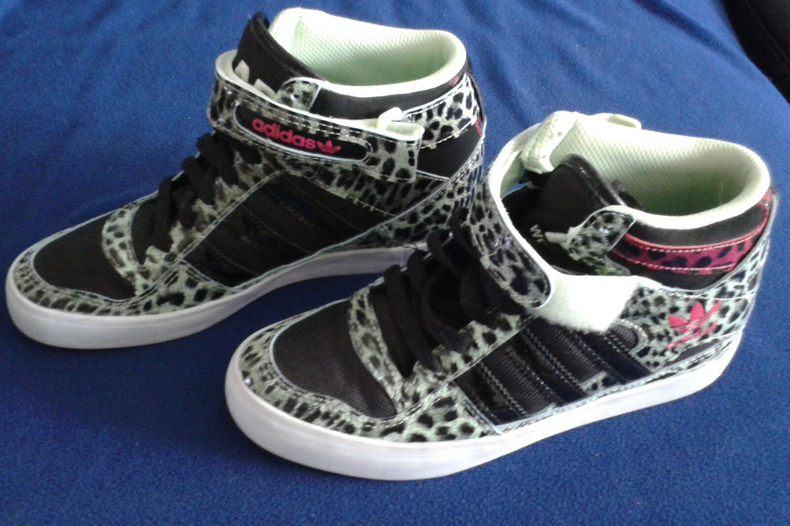 Adidas Sneaker schwarz weiß schwarz UK Weiß EUR 36 2/3 UK schwarz 4 US 5 1/2 c79c3c